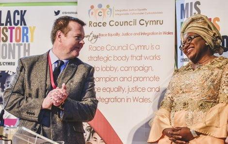 Race Council Cymru's Uzo Iwobi Announced as RWCMD's First International Chair of Diversity