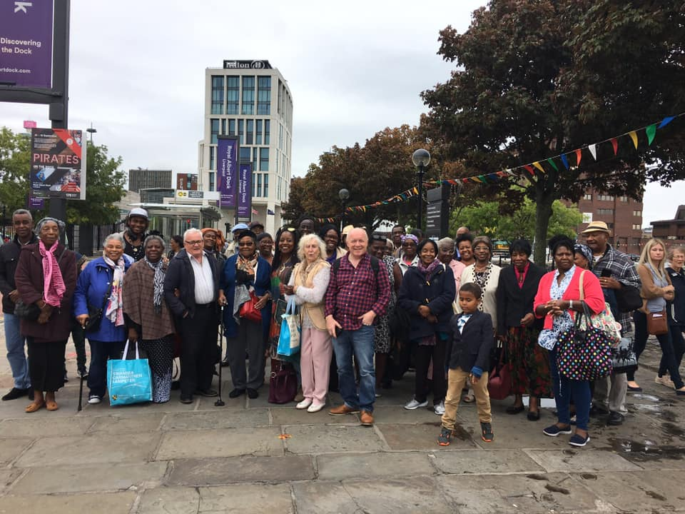windrush trip to liverpool international museum image130